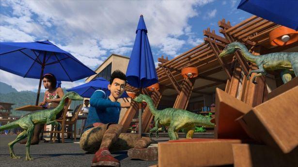 『ジュラシック・パーク』の世界がアニメになった「ジュラシック・ワールド サバイバル・キャンプ: シーズン2」