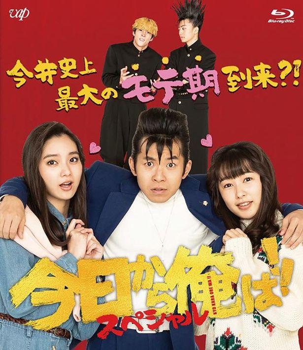 スペシャルドラマの単品はBlu-ray(2900円+税)、DVD(1900円)で発売