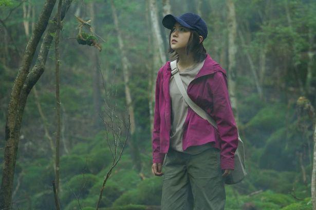『樹海村』の撮影は、コロナ禍の2020年夏に行われた