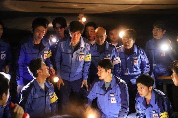 【写真を見る】地元福島出身の作業員たちは、世界のメディアからフクシマフィフティと呼ばれた