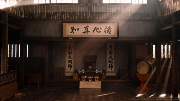 【写真を見る】こだわりぬかれた美術を細部まで堪能できる神谷道場の全貌を初公開!