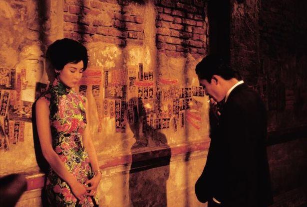 トニー・レオンとマギー・チャンが共演した『花様年華』は、公開当時ミニシアターで大ヒットを記録