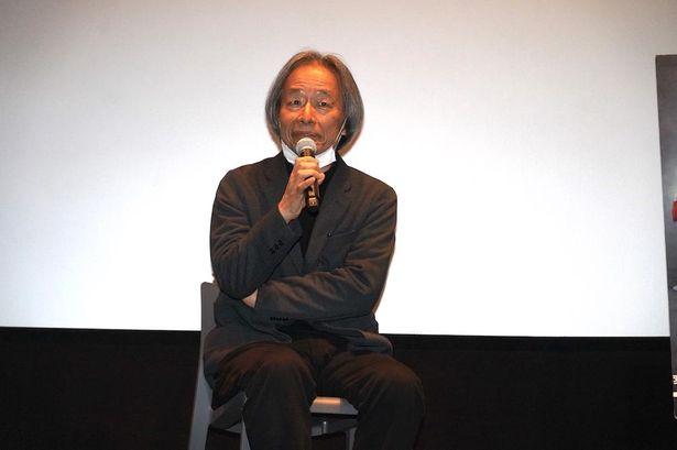 「一人歩きしていく感じは、プロデューサーにとって一番うれしいこと」と語る河村光庸プロデューサー