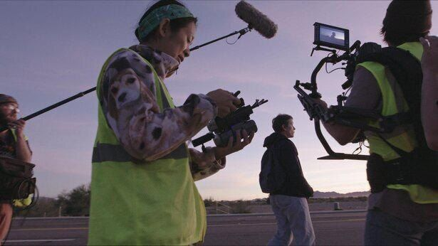 クロエ・ジャオ監督は監督賞、脚色賞、編集賞作品賞の4部門にノミネート