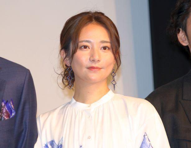 ?田監督作品への出演を熱望したという木村文乃