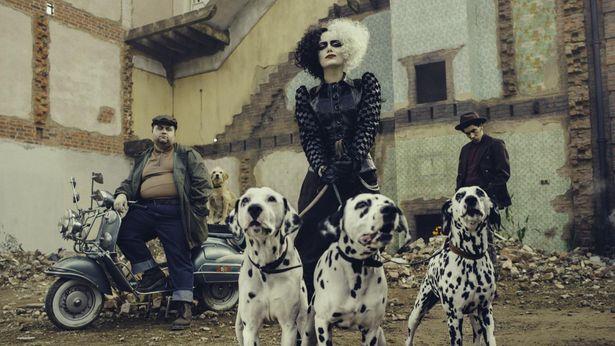 『ブラック・ウィドウ』と同じく『クルエラ』も劇場公開と同時に配信される