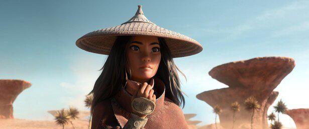 北米興収ランキングでは『ラーヤと龍の王国』が3週連続首位を獲得