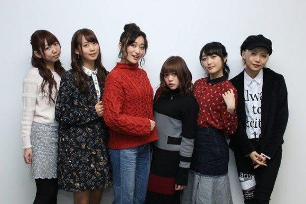アイドル声優ユニット、i☆Risは『プリパラ』と共に成長してきた