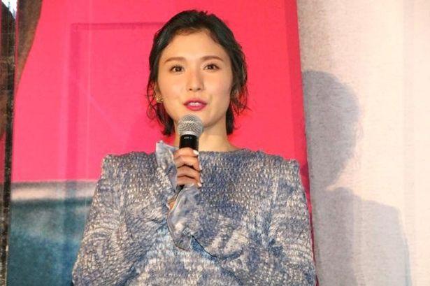 高野恵役の松岡茉優