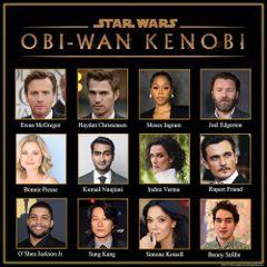 「スター・ウォーズ」のドラマシリーズ「Obi-Wan Kenobi」がいよいよ撮影開始!