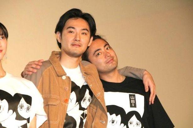 山田組の2人