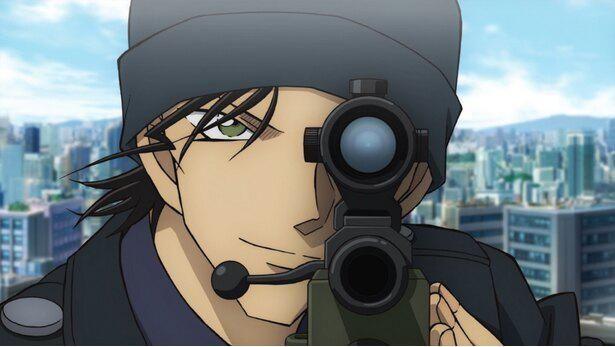 """【写真を見る】赤井秀一ら""""赤井ファミリー""""に焦点を当てた『名探偵コナン 緋色の弾丸』"""