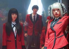 生徒会長役、池田エライザを始め「賭ケグルイ」愛に満ちたオピニオンたちの熱いコメントを紹介!