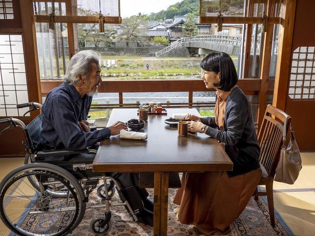 吉永小百合と田中泯の見せる、親子の愛情も胸を打つ