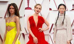 第93回アカデミー賞授賞式参加者のファッションをチェック