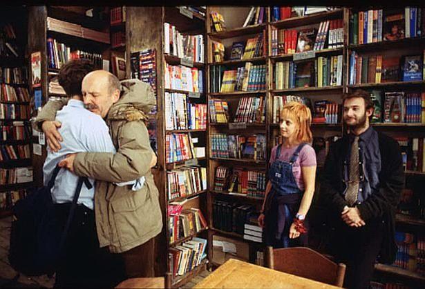 旅行書専門の書店が舞台となる『ノッティングヒルの恋人』