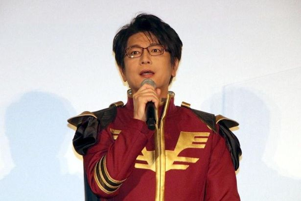 ガンダム好きで有名な歌手で俳優の及川光博