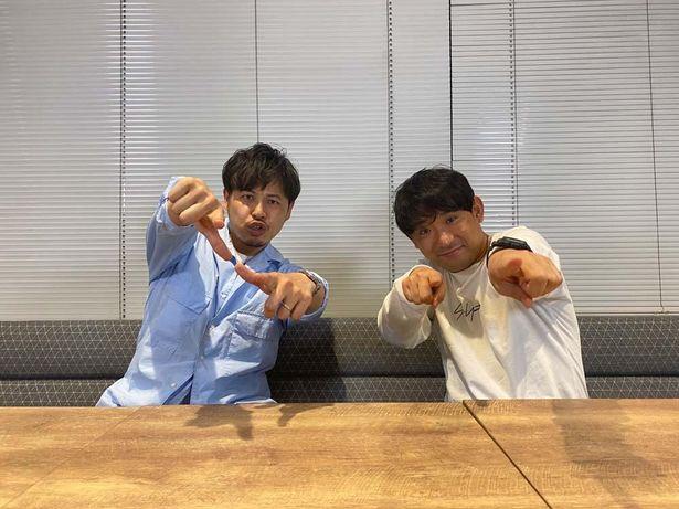 映画愛あふれる「アルコ&ピース」(平子祐希、酒井健太)の映画番組がスタート!