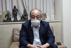 シネマサンシャインを運営する佐々木興業の代表でもある全興連の佐々木伸一会長