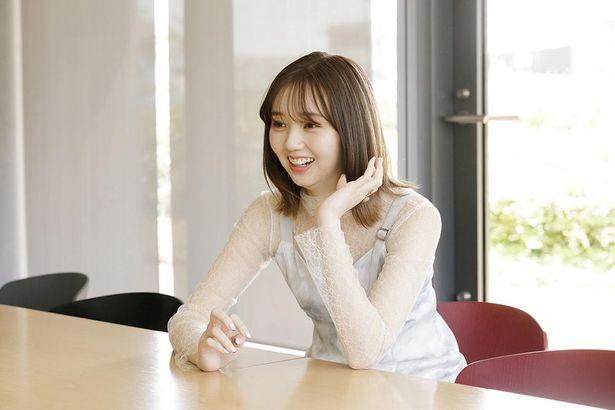 『クワイエット・プレイス』を観て、「ホラー映画の見方が変わった」と話す江野沢愛美