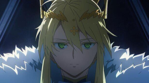 『劇場版 Fate/Grand Order -神聖円卓領域キャメロット-後編 Paladin; Agateram』が初登場5位に