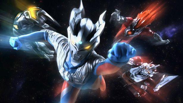 土屋太鳳が出演した『ウルトラマンゼロ THE MOVIE 超決戦!ベリアル銀河帝国』より