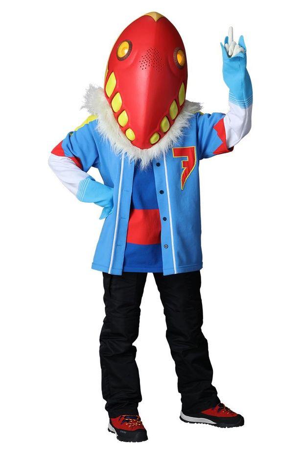 発表された新キャラクターは、<GUTS-SELECT>のメンバーでメトロン星人のマルゥル