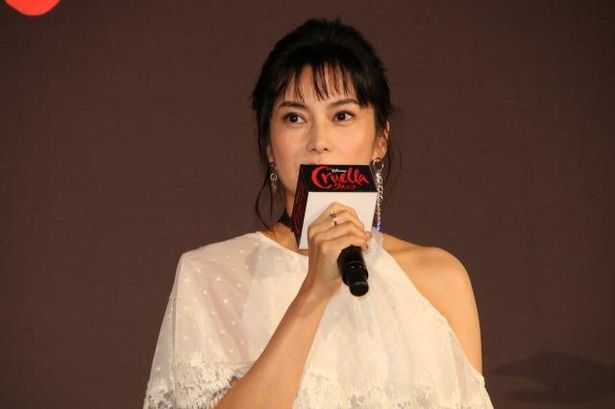 クルエラ役の声優を務めた柴咲コウ