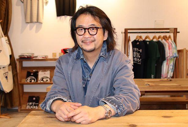西加奈子の元担当編集である、口笛書店の代表・日野淳さん