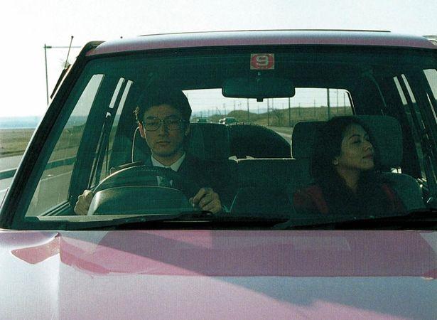 相米慎二監督の遺作となった『風花』で存在感を示した