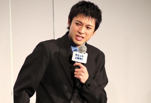 山田裕貴も声を震わせながらコメント