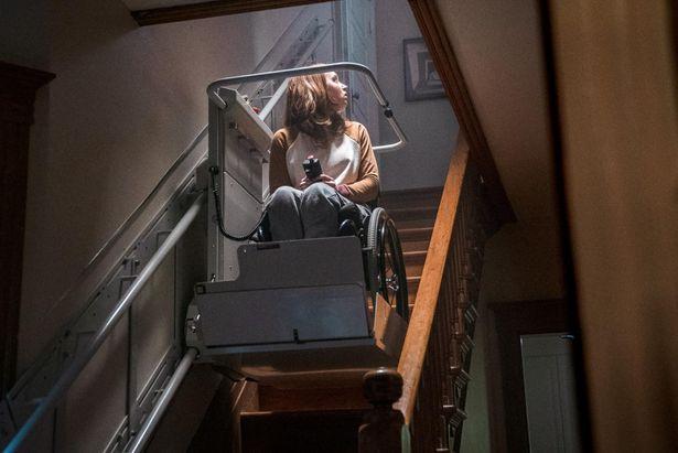 郊外の一軒家を舞台に、車椅子の娘と母親の攻防を描く『RUN/ラン』