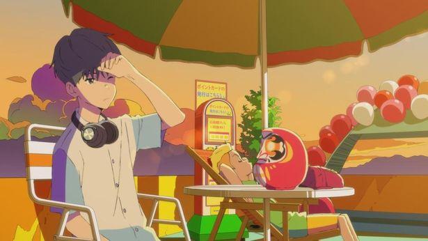 コミュニケーションが苦手な少年チェリーを演じるのは市川染五郎