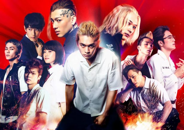 『東京リベンジャーズ』は7月9日(金)より全国公開