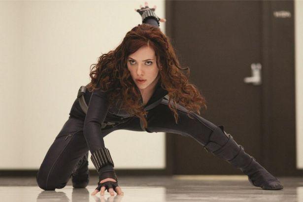 『アイアンマン2』で初登場を果たしたブラック・ウィドウことナターシャ・ロマノフ