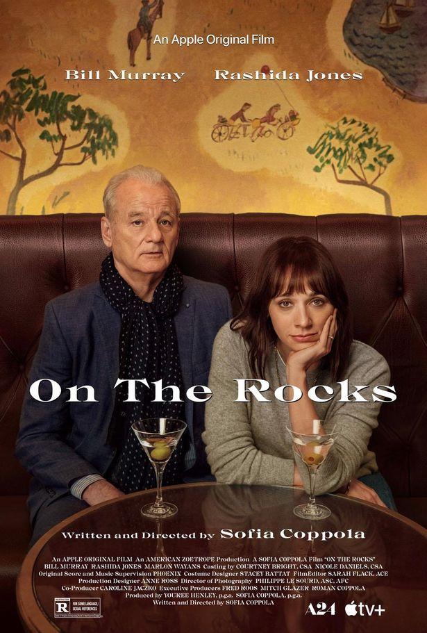 ソフィア・コッポラが監督・脚本を務めたコメディ『オン・ザ・ロック』