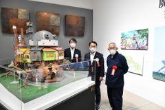 「ジブリの大博覧会〜ジブリパーク、開園まであと1年。〜」が愛知県美術館で開幕!