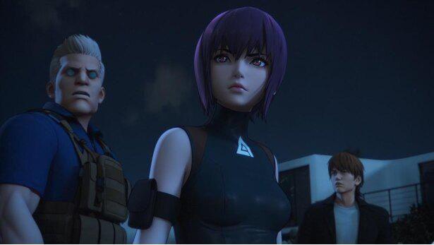 【写真を見る】「攻殻機動隊」シリーズ初となるフル3DCGアニメーション「攻殻機動隊 SAC_2045」