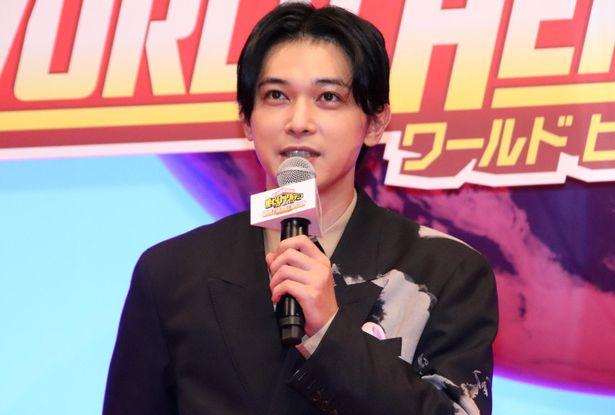 「最高でした。いままで俳優を全力でやってきてよかった」と吉沢