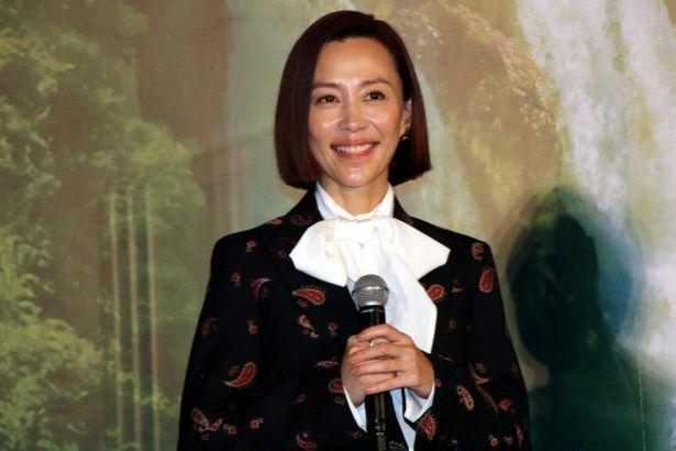 女性博士リリー役の声優を務めた木村佳乃