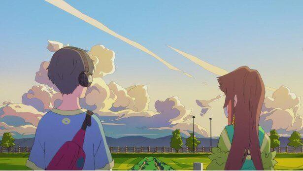 チェリーとスマイルが、言葉と音楽で距離を縮めていく姿を描く描く青春ストーリー