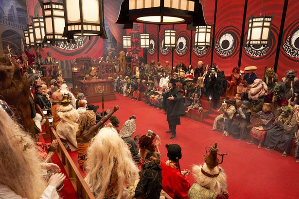 世界妖怪会議「ヤミット」には海外のモンスターたちが多数登場!
