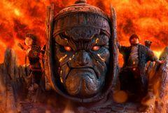55年ぶりにスクリーンにカムバックする日本特撮の象徴「大魔神」