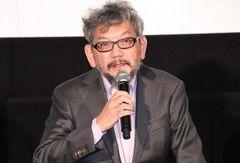 庵野秀明がCOMIC-CON@HOMEに登場(写真は『シン・エヴァンゲリオン劇場版』の大ヒット御礼舞台挨拶)