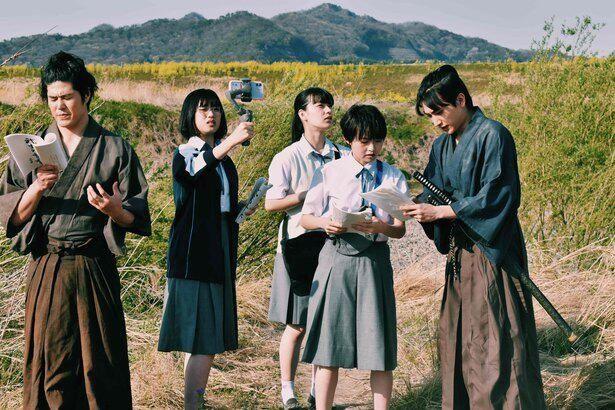 トラブル続きの映画作り。文化祭までに『武士の青春』は完成するのか…?