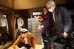 山田監督の若い頃の経験を演技に反映したという、菅田将暉の熱演に迫る