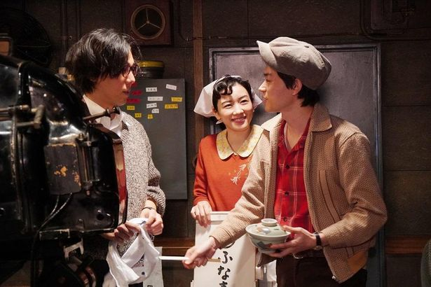 【写真を見る】ゴウ、淑子、テラシンの三角関係に心が揺れる!