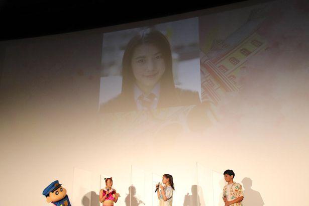 【写真を見る】仲里依紗が高校時代の制服姿の写真を披露!