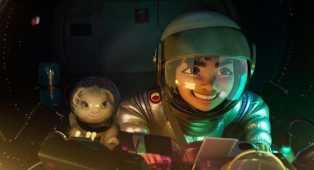 Netflixオリジナルの米中の合同作品『フェイフェイと月の冒険』はオスカーにもノミネートされた