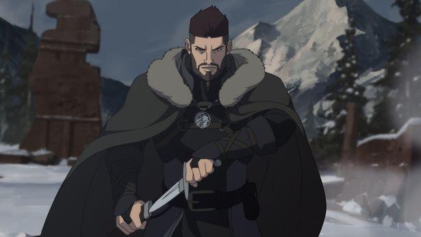 人気ドラマの前日譚を描くアニメ映画『ウィッチャー 狼の悪夢』